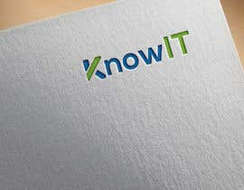 #392 for Company logo for KnowIT by MH91413