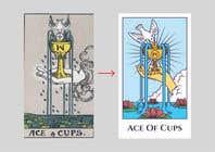 Proposition n° 37 du concours Graphic Design pour Illustrate tarot card graphics