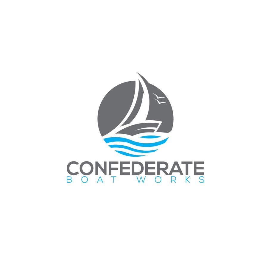 Kilpailutyö #                                        89                                      kilpailussa                                         Confederate Boat Works.
