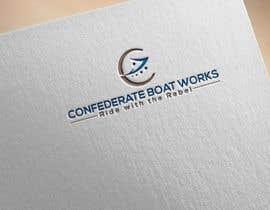 Nro 183 kilpailuun Confederate Boat Works. käyttäjältä Jonberi0031