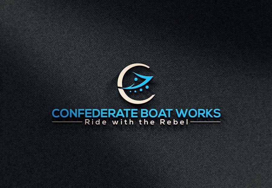 Kilpailutyö #                                        184                                      kilpailussa                                         Confederate Boat Works.