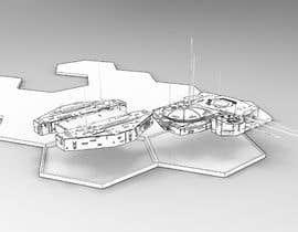 #37 for Concept Art for sci-fi base building game af AndreyLitovkin