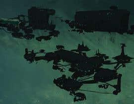 #38 for Concept Art for sci-fi base building game af AndreiiDragomir