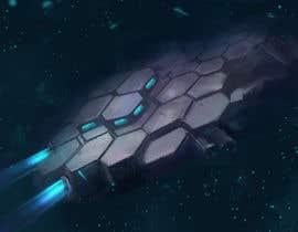 #19 for Concept Art for sci-fi base building game af Aman11984