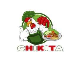 Nro 110 kilpailuun Logo: Chicken Fast Food Restaurant käyttäjältä tiringkuubi