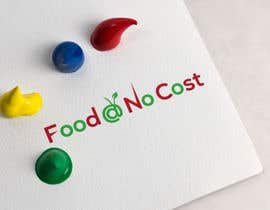 #52 for Logo: Food @ No Cost by nurimakter