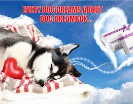 #46 для Dog dreaming от pinky2017