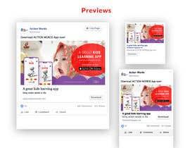 #23 untuk Create Facebook Ad for Kids App oleh Qweser