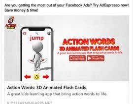 #6 untuk Create Facebook Ad for Kids App oleh heross
