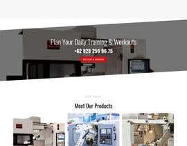 Nro 10 kilpailuun New One-Page (Scrolling with Paralax) Website Contest! käyttäjältä Arifahamed4856