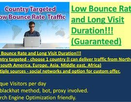 #7 for Drive Traffic to my clickbank affiliate website. af ridoycse1
