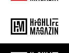#768 для Design a Logo for Highlife Magazine от jamiu4luv