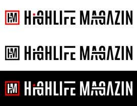 #770 для Design a Logo for Highlife Magazine от jamiu4luv