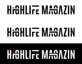 #771 для Design a Logo for Highlife Magazine от jamiu4luv
