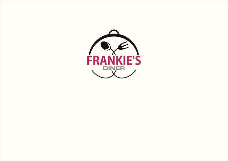 Bài tham dự cuộc thi #252 cho Frankie's Diner Logo