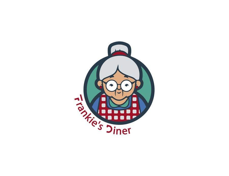 Bài tham dự cuộc thi #24 cho Frankie's Diner Logo