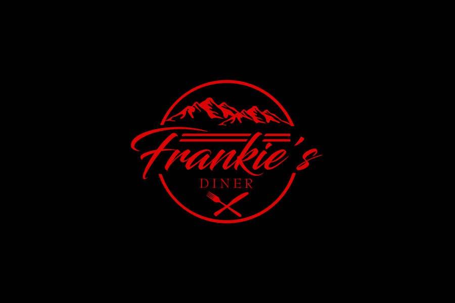 Bài tham dự cuộc thi #111 cho Frankie's Diner Logo