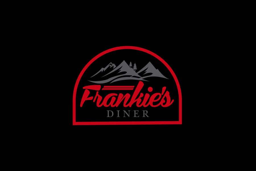 Bài tham dự cuộc thi #114 cho Frankie's Diner Logo