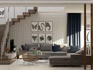 """3D Rendering Intrarea #29 pentru concursul """"Interior design fir my living area"""""""