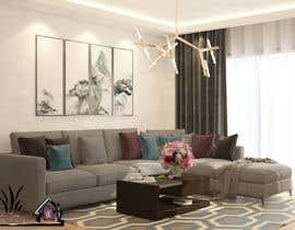 #3 pentru Interior design fir my living area de către emadbahgat888