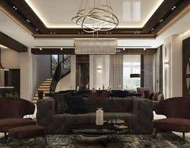nº 1 pour Interior design fir my living area par na4028070