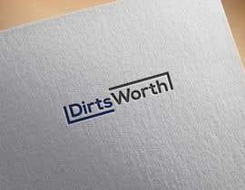 #43 para DirtsWorth Logo por taijuldesh100