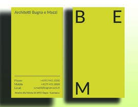 #1058 cho Architects business card bởi mdhafizur007641