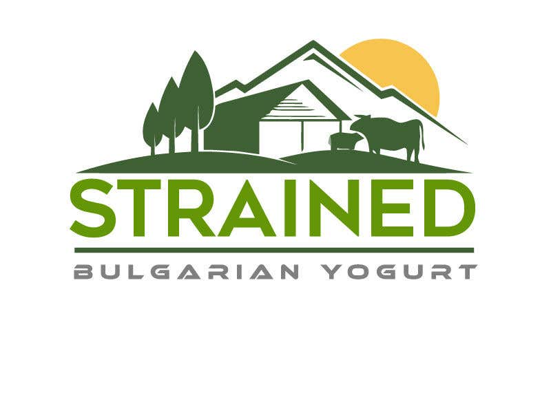 Contest Entry #632 for Art for Yogurt Packaging and Selling Materials