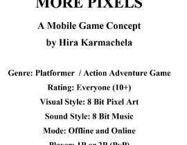 Nro 3 kilpailuun Make Innovative Game Design Document käyttäjältä karmachela
