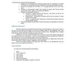 Nro 15 kilpailuun Make Innovative Game Design Document käyttäjältä Arghya1199