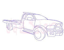 #3 cho Draw my two tow trucks into cartoon caricature bởi Jazzler