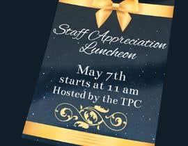 #16 para Luncheon Flyer por sohelrana210005