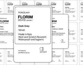 #7 for Labels for Stone Display Cabinet be designed - Potential for Continued Work af mdmokibur