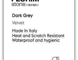 #8 for Labels for Stone Display Cabinet be designed - Potential for Continued Work af mdmokibur