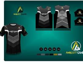 #93 cho Jersey design for printing bởi mdmokibur