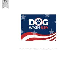 nº 69 pour Logo Dog Wash USA par IFFATBARI