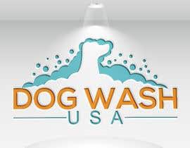 nº 87 pour Logo Dog Wash USA par imamhossainm017