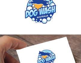 nº 94 pour Dog Wash Australia Logo par fourtunedesign