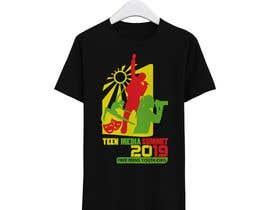 #62 for Design a T-shirt promoting Media Arts af ratuldas39