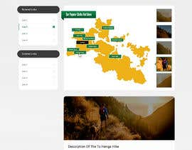 #27 for Design a website for walks & hikes in New Zealand af pchand469