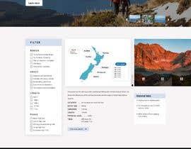 developermehedi tarafından Design a website for walks & hikes in New Zealand için no 12
