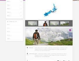 nurrahman089 tarafından Design a website for walks & hikes in New Zealand için no 25