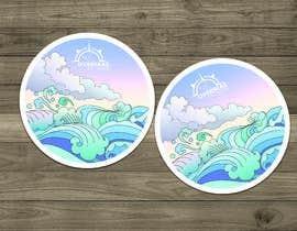 Nro 29 kilpailuun Sticker Design käyttäjältä sadianargis95