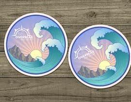 Nro 30 kilpailuun Sticker Design käyttäjältä sadianargis95