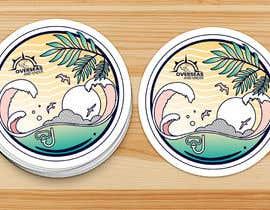 Nro 27 kilpailuun Sticker Design käyttäjältä nadialuisemk