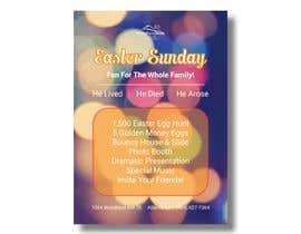 #50 untuk Design an Easter Sunday Postcard oleh nazrananahrin