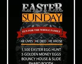 #62 untuk Design an Easter Sunday Postcard oleh Pranto13
