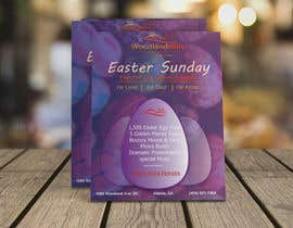 #57 untuk Design an Easter Sunday Postcard oleh jonnyliver