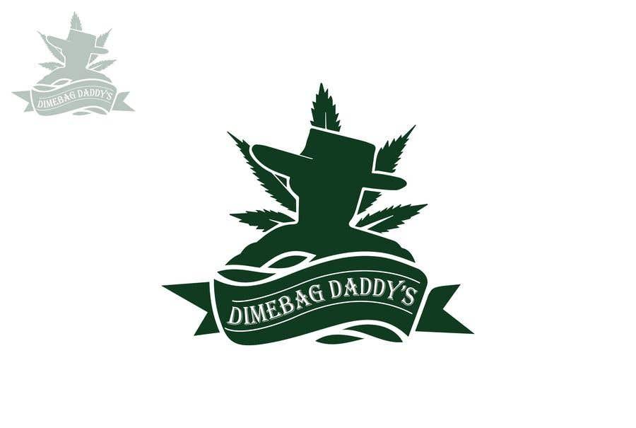 Penyertaan Peraduan #195 untuk LOGO Design Contest (Dimebag Daddy's)