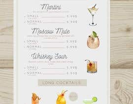 badriaabuemara tarafından I need menus asap for my study cafe. First pic with a chart is the items of our menu. Then logos. Then the examples of the ones I liked the design of, which doesn't have to be that way. I look forward to continue working with someone long term. Thank you. için no 11